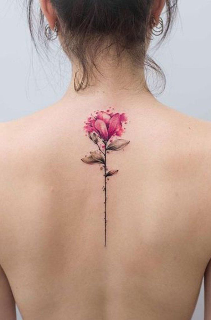 30 Delicate Flower Tattoo Ideas | BODY ink ♡☆ | Tattoos ...
