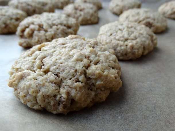 Haferflocken-Cookies | Becky's Diner