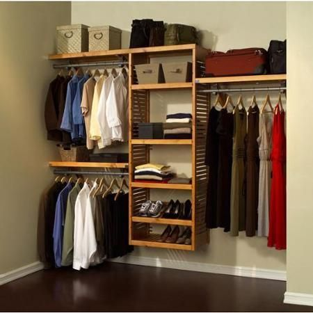 John Louis Deluxe Closet System