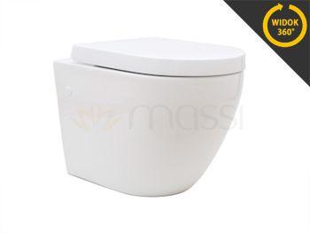 miska WC podwieszana Massi Decos