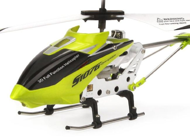 Ready to have some FUN?! The mini RC Flying Helicopter toy will provide just that! Great for kids - but adults will love it as well...