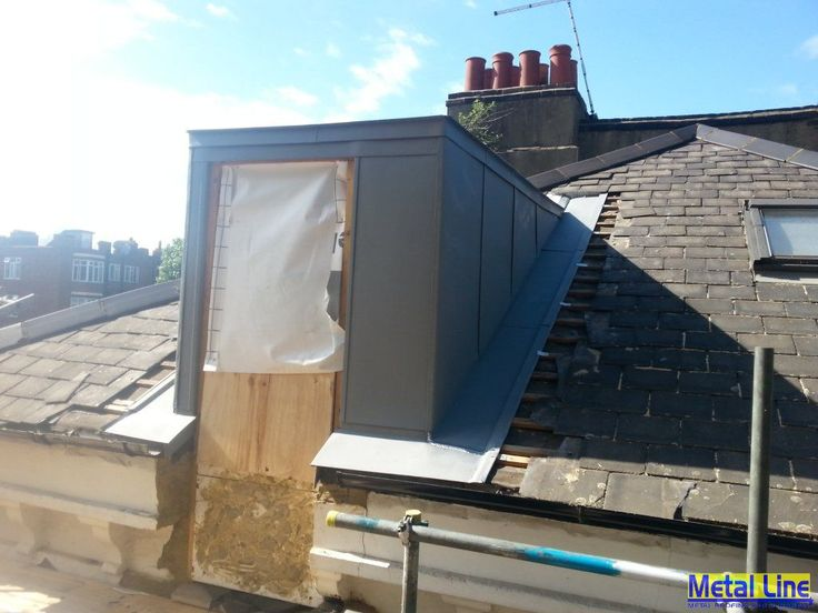 Cladding Extension Lead : Metal roofing and cladding london essex kent portfolio