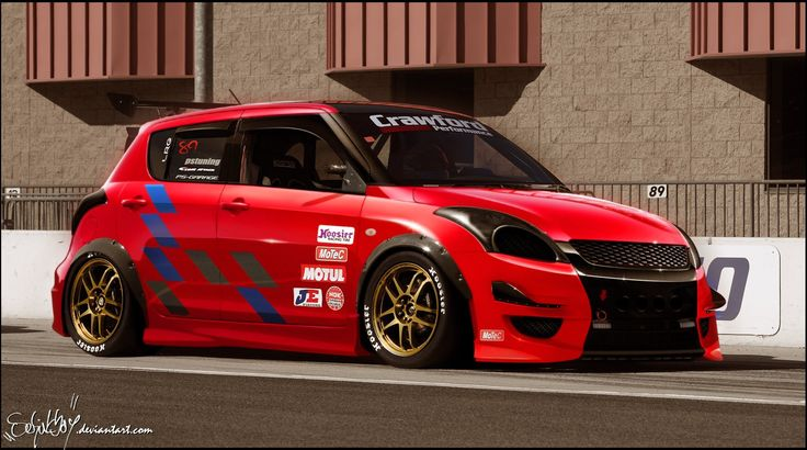Cars tuning 3d suzuki swift (2024x1129, tuning, suzuki, swift)  via www.allwallpaper.in