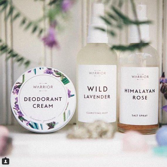 Organic Natural Deodorant Deodorant Cream Vegan Deodorant