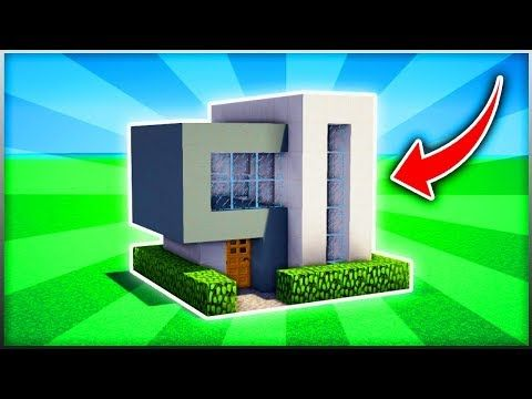 Minecraft Epic Easy Modern House Tutorial Ps3xbox360ps4