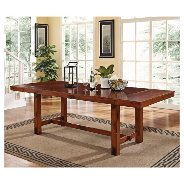Best 25 Distressed wood dining table ideas on Pinterest Wood