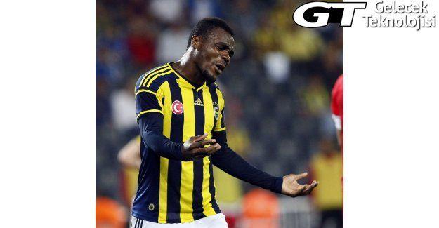 Emmanuel Emenikenin ağabeyi Ebuka Fenerbahçe Taraftarı Nankör