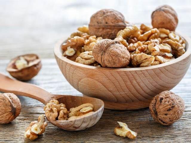 Vlašské ořechy pomohou se srdcem i cukrovkou