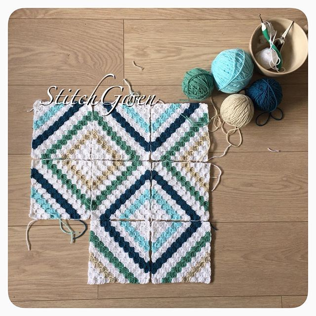 60 New Inspiring Instagram Crochet Images Crochet Blocks And Interesting C2c Crochet Pattern Rectangle