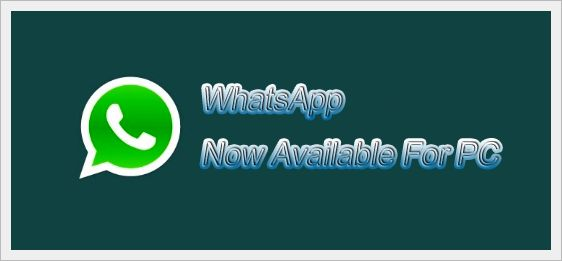 WhatsApp Web launched. Now you can also use whatsapp from PC