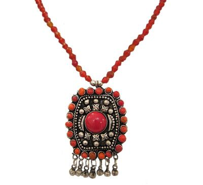Old-Red-Necklace