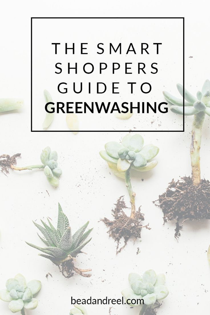 As green fashion is on the rise, unfortunately so is greenwashing. So how do you now who to trust? Check out the Smart Shopper's Guide to Greenwashing