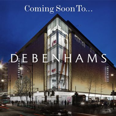 Soon you will Shards of London in #Debenhams! Which collection are you most excited for? http://shardsoflondon.com/  #Jewellery #Jewelry