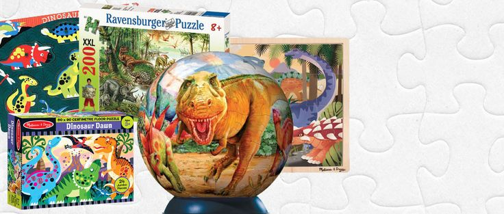 Dinosaurs Galore - Dinosaur Toys, Shoes, Bags and More