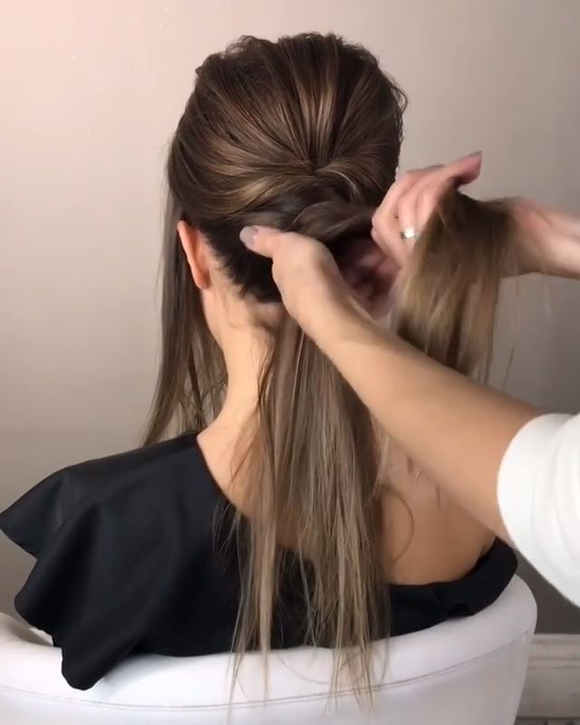 56 Updo Hairstyle Ideas & Tutorials for Wedding