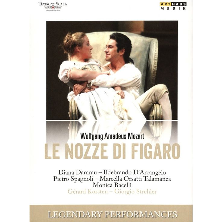 Le Nozze di Figaro (Teatro alla Scala) [2 Discs]