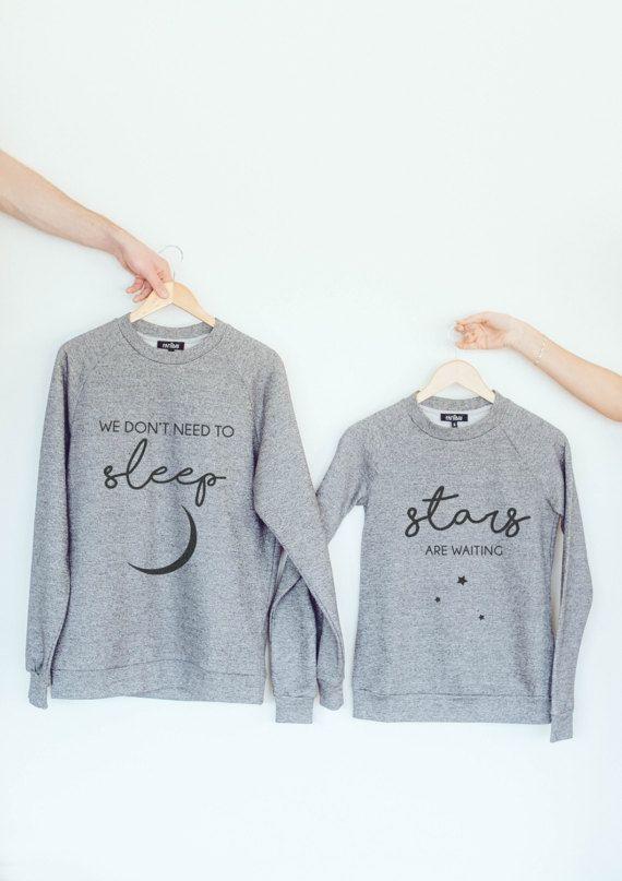 Set of 2 sweatshirt hoodies womens sweatshirt mens hoodies