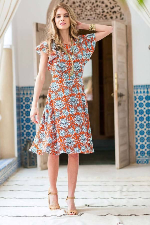 Tangier Dress | Marrakech Collection by Shabby Apple