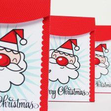 FREE Santa Printables