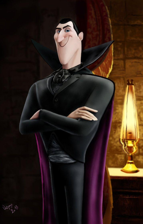 Dracula - Hotel Transylvania (Video link) by Ondjage