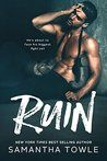 Waiting For Wednesday....Ruin by Samantha Towle