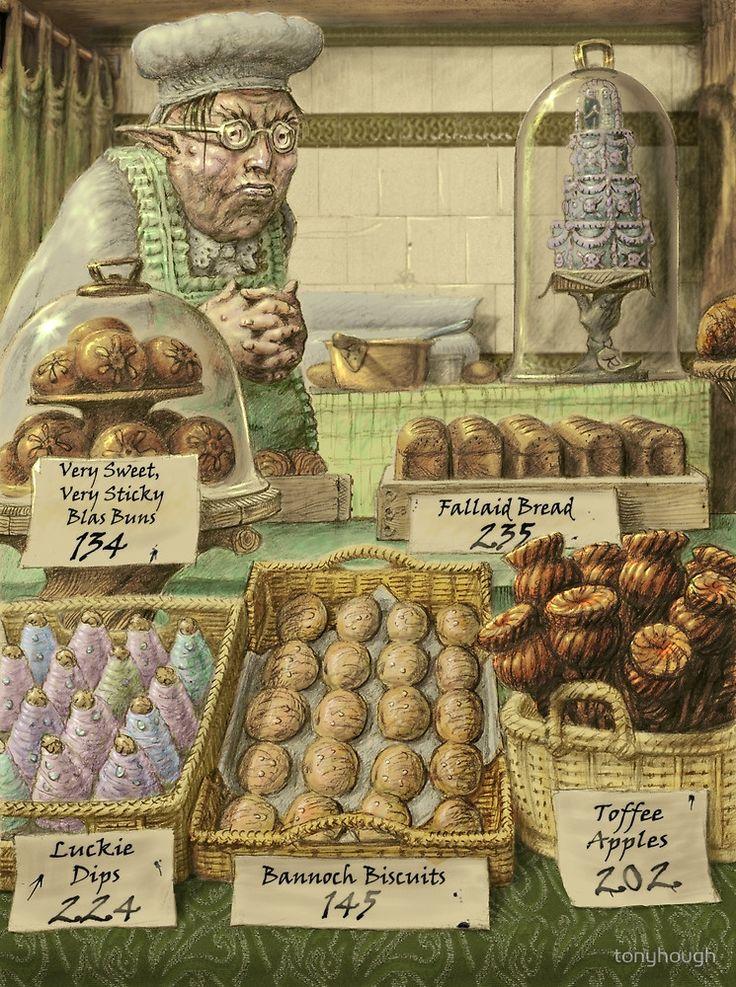 """""""Faery Bakery """" by tonyhough   Redbubble"""