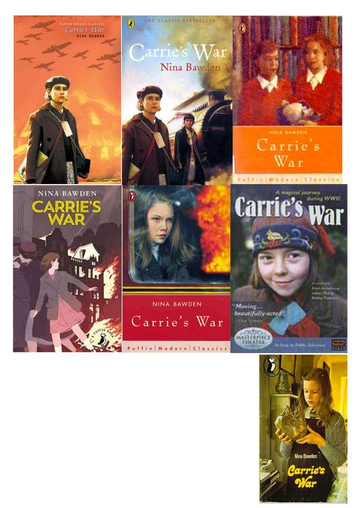 Penguin Book Cover Carrie S War ~ Carries war book cover penguin design award