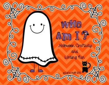 Here's a fun and easy Halloween riddle book to make with your class!  FREE!