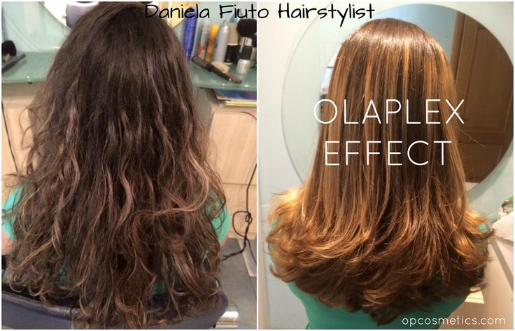 con #Olaplex puoi nutrire e ridonare salute ai tuoi capelli.