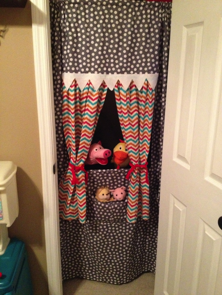 17 Best Images About Puppet Curtains On Pinterest
