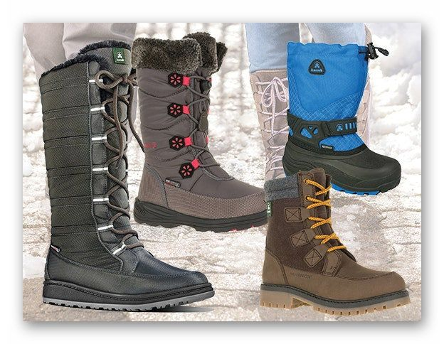 Win Kamik Winter Boots for the Whole Family (2 winners)- Ends March 1st