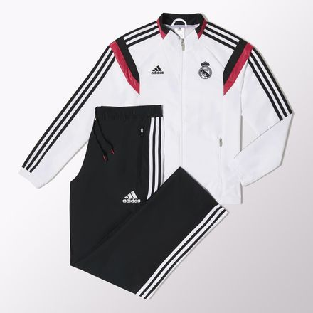 real madrid presentation suit white Real Madrid Official Merchandise Available at www.itsmatchday.com