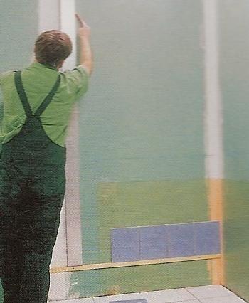Les 25 Meilleures Id Es Concernant Pose Carrelage Mural