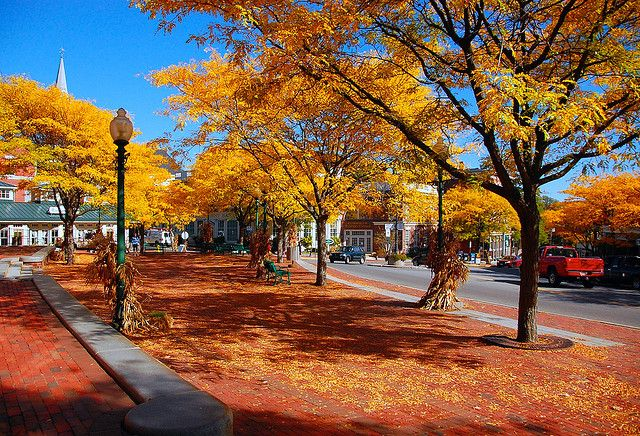 Amesbury Ma   An avg New England town by Germanese in Boston, via Flickr