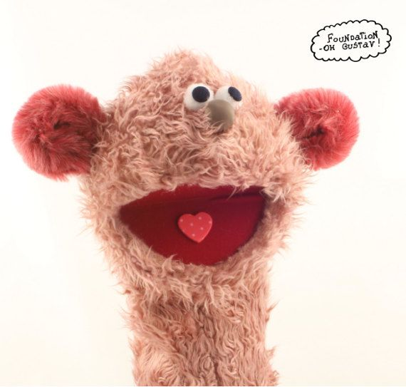 Awesome Muppet Handmade Muppet-Style Toys For Kids  by OhGustav
