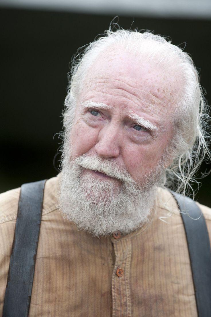 walking dead hershel | Walking Dead's' Scott Wilson on Hershel's Brutal Demise: I Sensed It ...