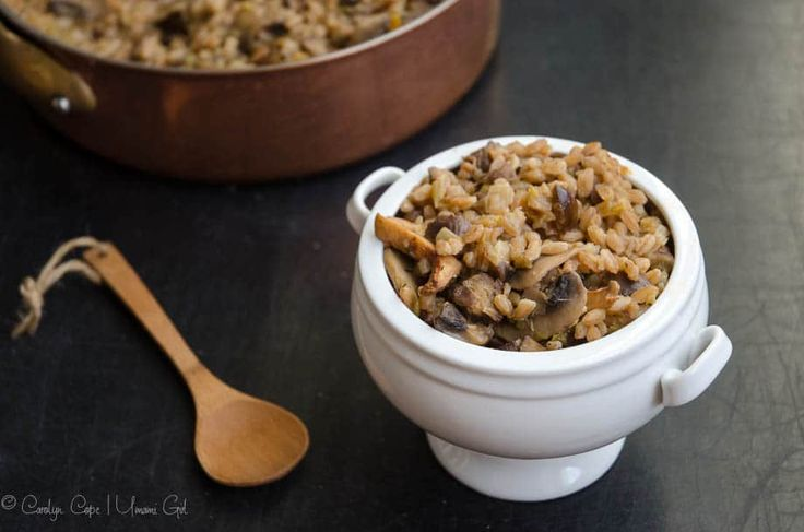 I'm a big fan of the website The Chalkboard Magazine, so when they asked me to contribute a holiday recipe, I wanted to give them something we really love. This indulgent-feeling but wholesome vegan farro with leeks, mushrooms, and chestnuts is the dish we've contributed to the family Christmas feast for the past few years. It …