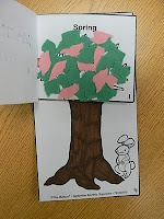 Mrs. T's First Grade Class: The Seasons of Arnold's Apple Tree; flip book