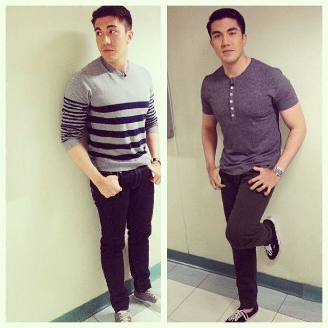 25 Best Vhong Navarro 39 S Outfit Images By Leslie
