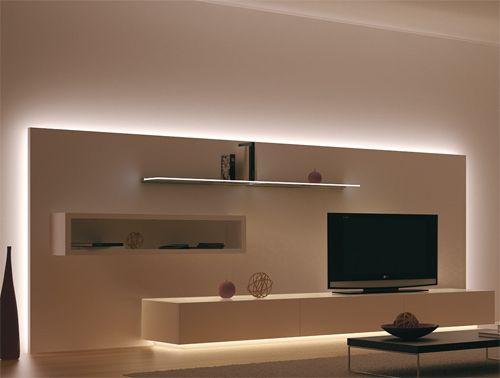 Tiras de led blog de bricca design light pinterest for Tiras led para tv