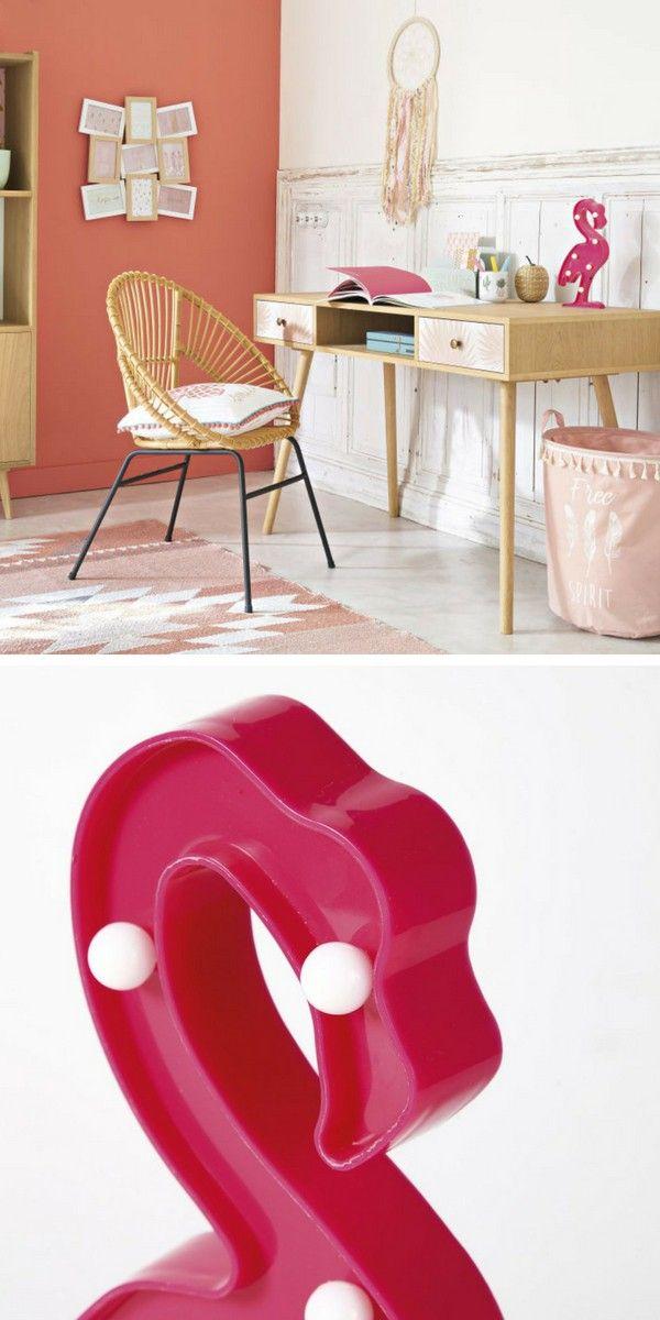 Les 30 Plus Beaux Luminaires Du Nouveau Catalogue Maisons Du Monde Deco Flamant Rose Meuble Deco Et Maison Du Monde
