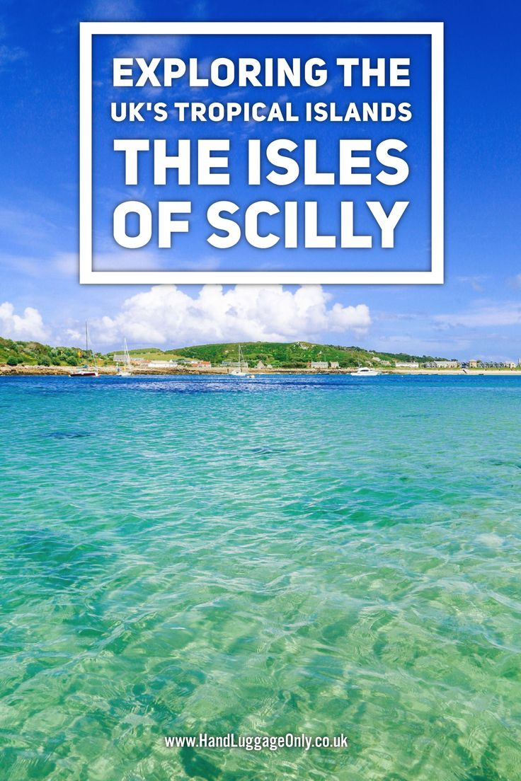 Come See The UK's Tropical Islands - The Isles Of Scilly (1)