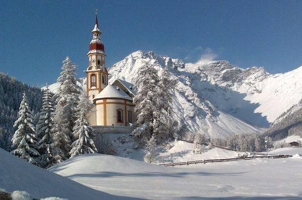 Obernberg am Brenner, Pfarrkirche Hl. Nikolaus