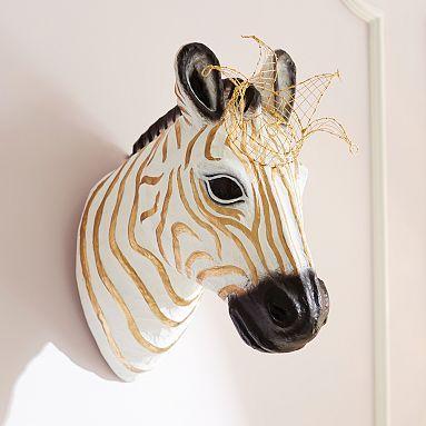 zebra wall mount