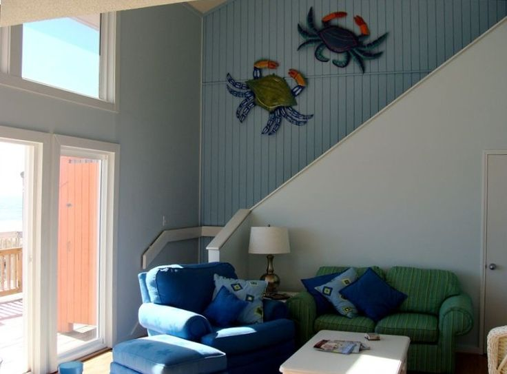 Emerald Isle Vacation Rental - VRBO 167175 - 8 BR Central Coast House in NC, Oceanfront - Spring and Summer 2015 Dates Available