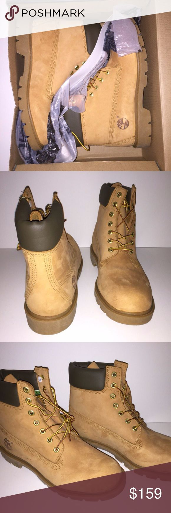 Timberland Boots Brand new Timberland Boots. The shoes are guaranteed 100% authentic, or your money back! I ship every day the post office is open. The box is included. Feel free to ask any additional questions. Timberland Shoes Boots