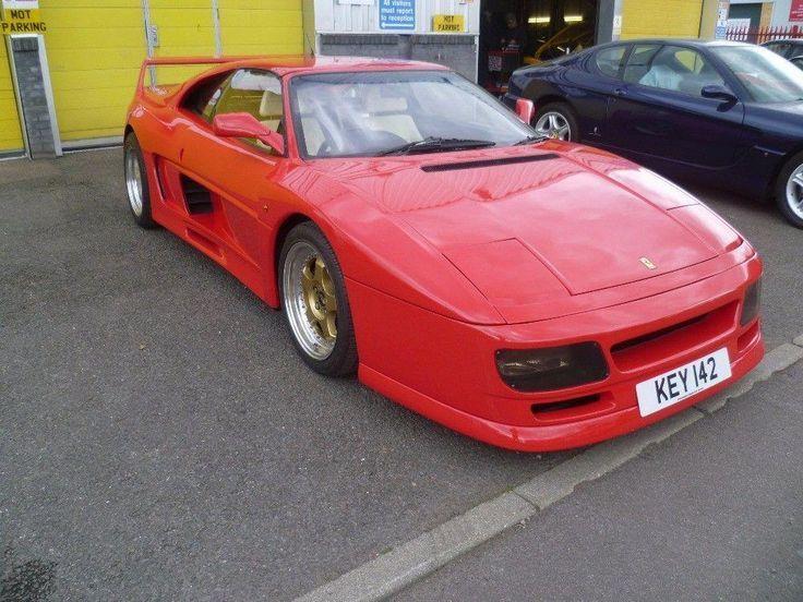 Great 1990 Ferrari 348 Koenig Specials Turbo F48 520bhp Ferrari 348 Koenig Specials Turbo 520bhp Not 360 355 430 458 488 2018 2019 520bhp F48 Ferrari Gr