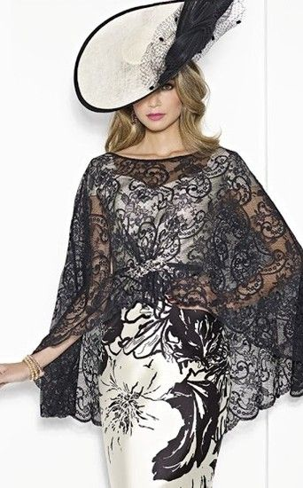 photo of ladies formal daywear design 19 detail by Cabotine