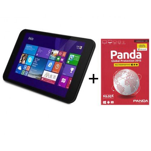 """Tablet Unusual TB-7WFIRST 7"""" IPS INTEL ATOM Z3735G  con Windows 8.1+Antivirus Panda global  protection 2015 para 2 dispositivos+ 1 año de Office 365 Personal GRATIS. #ofertas #regalos #regalar #tienda #madrid #españa Visita http://www.blogtecnologia.es/producto/tablet-unusual-tb-7wfirst-7-ips-intel-atom-z3735g-con-windows-8-1antivirus-panda-global-protection-2015-para-2-dispositivos-1-ano-de-office-365-personal-gratis"""