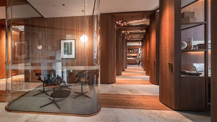 84 besten office design bilder auf pinterest. Black Bedroom Furniture Sets. Home Design Ideas